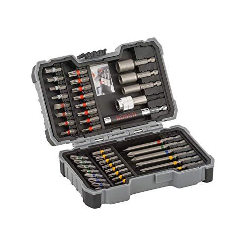 Bosch Professional 2607017164 43tlg (Zubehör für Elektrowerkzeuge) Schrauber Bit Set, 1 W, 240 V, Tools [Energieklasse A+]