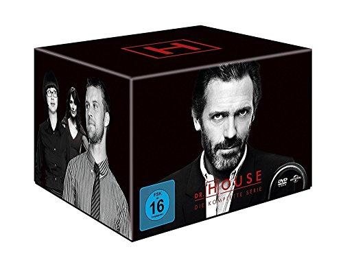 Dr. House - Die komplette Serie, Season 1-8 DVD Box-Set