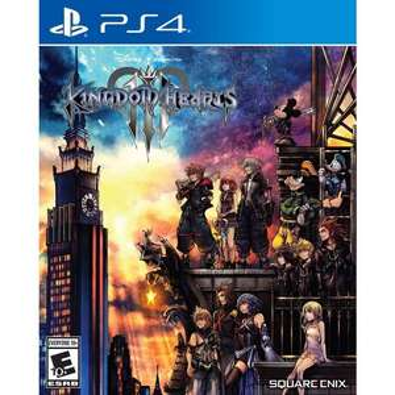 [PS4] [XBOX] Kingdom Hearts III