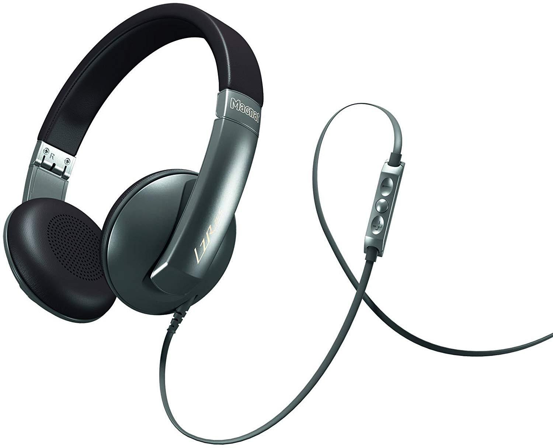 (Händlerdeal) Magnat LZR 765 Kopfhörer On Ear Faltbar Metall-Braun