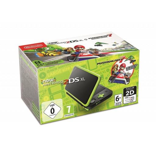 [LIBRO] Nintendo 2DS XL mit Mario Kart 7 um 98 Euro; bei Amazon um 110,89 Euro
