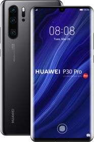 HUAWEI P30 Pro Smartphone 128 GB 6.47 Zoll (16.4 cm) Dual-SIM Android™ 9.0 Schwarz