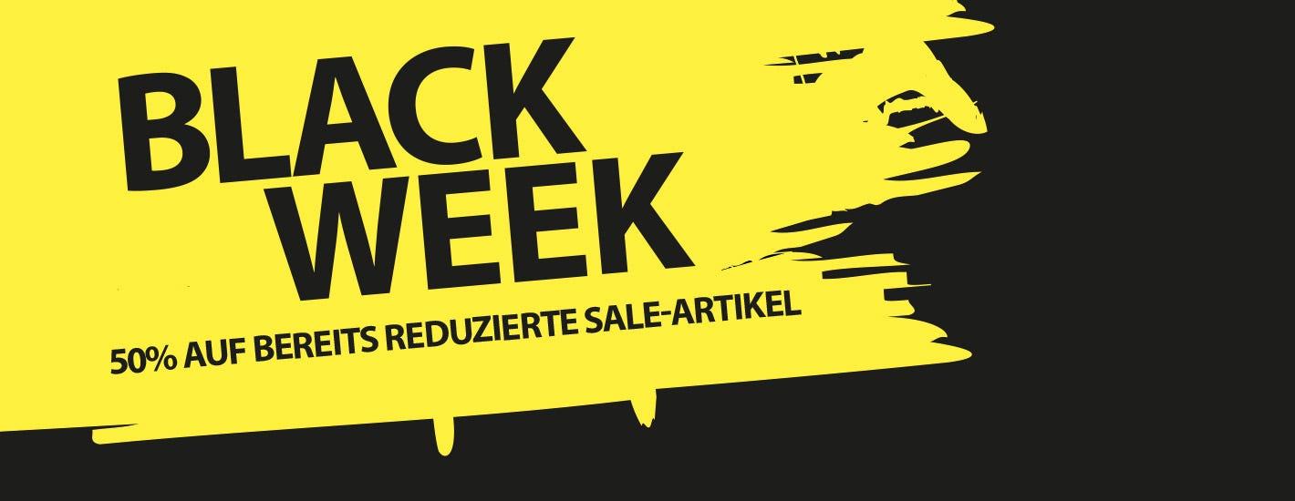 NKD Black Week Sale - 50% Rabatt auf bereits Reduziertes