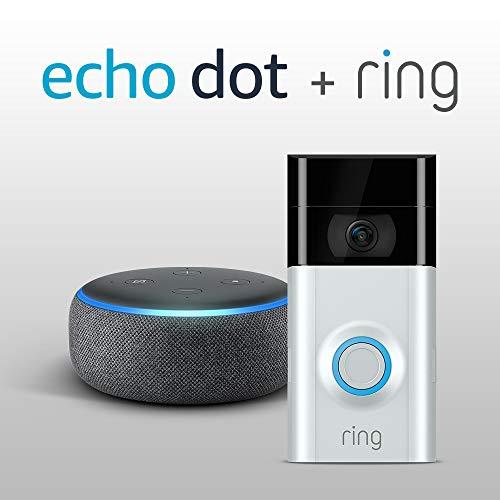 Ring Doorbell 2 effektiv noch günstiger bekommen als der angegebene Black Friday Price