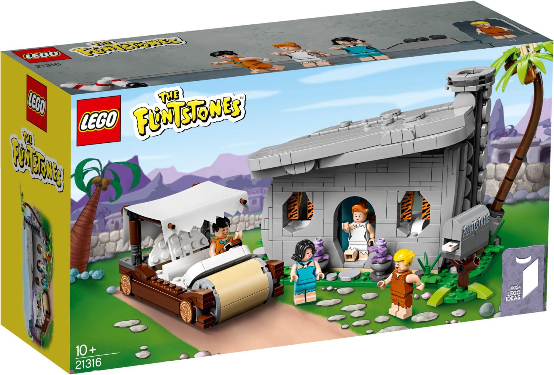 LEGO Ideas: The Flintstones - Familie Feuerstein (21316)