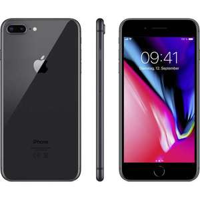 [Conrad.at] iPhone 8 Plus / 256 GB / grau für 579 Euro