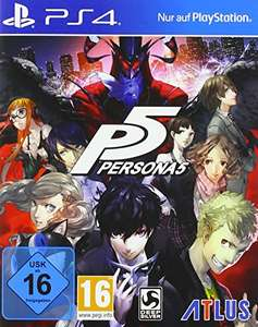 Persona 5 (Playstation4)