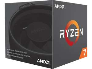 AMD Ryzen 7 2700X, 8x 3.70GHz, boxed