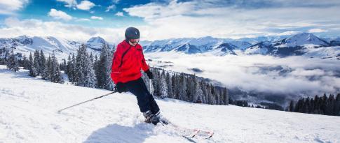 (Händlerdeal) Skifahrer aufgepasst: Kurzurlaub für 2 direkt an der Piste inkl. Skipass und HP ab 314,50 €