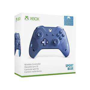 "Microsoft Xbox Wireless Controller (""Sport Blue"" Special Edition)"