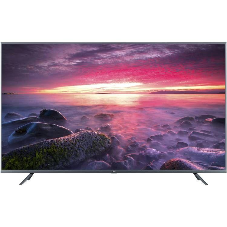 Xiaomi L55M5 LED-TV 138.8 cm 55 Zoll EEK A (A+++ - D) DVB-T2, DVB-C, DVB-S, UHD, Smart TV, WLAN, CI+ Schwarz