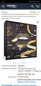 Amorelie Luxury Adventskalender