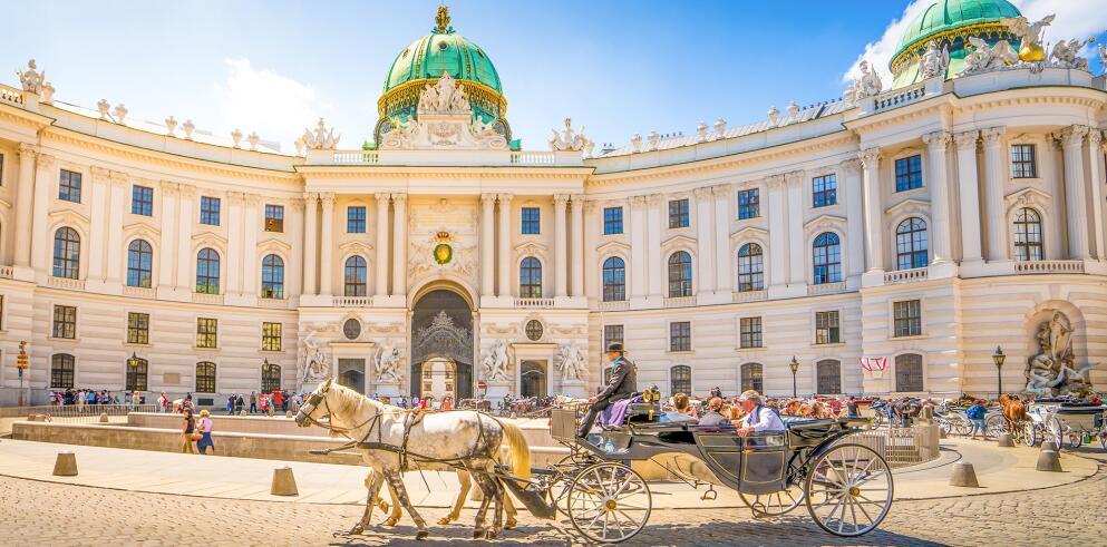 (Händlerdeal) Cityreise Wien - 1 Übernachtung inkl. Frühstück ab 49,30 € bei einer Reise zu zweit