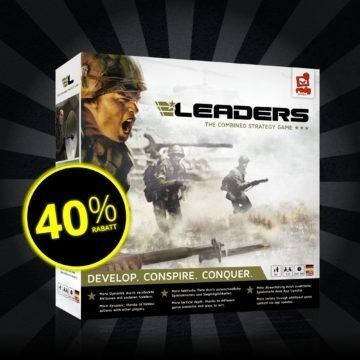 [UPDATE] LEADERS - Strategiespiel (Brettspiel mit App) [Amazon]