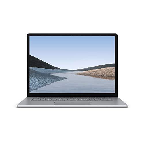 Microsoft Surface Laptop 3 Platin (AMD Ryzen 5 3580U, 8GB RAM, 128GB SSD)