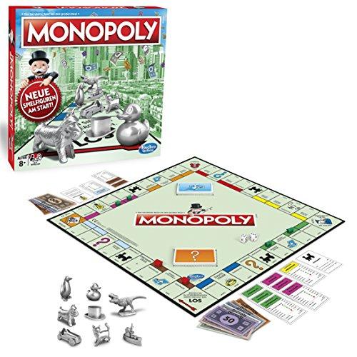 [Amazon] *Sammeldeal*mit 28 versch. Hasbro Spiele zu Spitzenpreisen wie z.B. das Monopoly Classic um nur 13,99€ Bestpreise!
