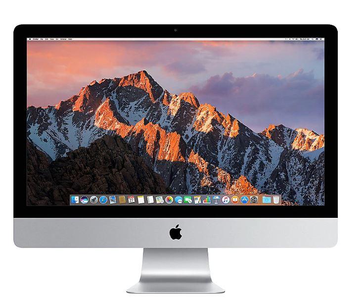 "(Händlerdeal) Apple iMac 27"" Retina 5K 2017 3,8/8/2TB Fusion Drive RP580 MNED2D/A"