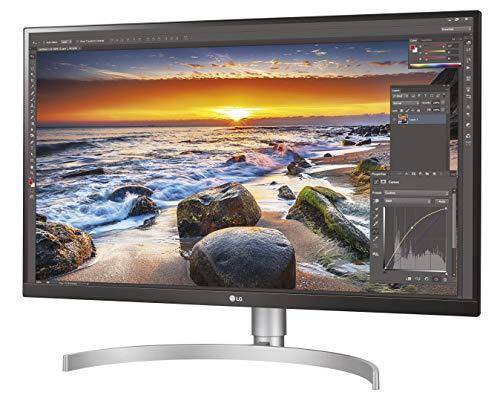 (Amazon.it) LG 27UK850-W UHD 4K IPS Monitor für 384,34€