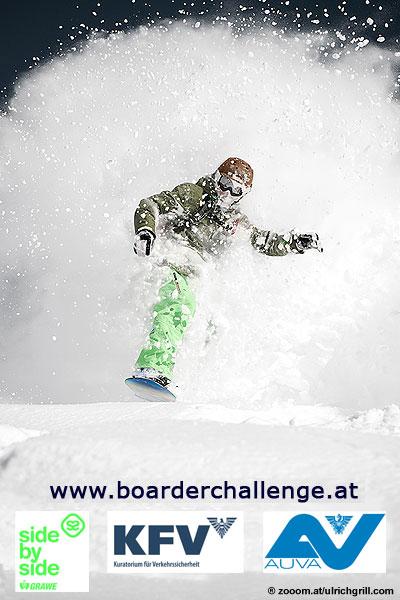 [Kreischberg] GRATIS Tageskipass für alle Snowboarder am 14.12.