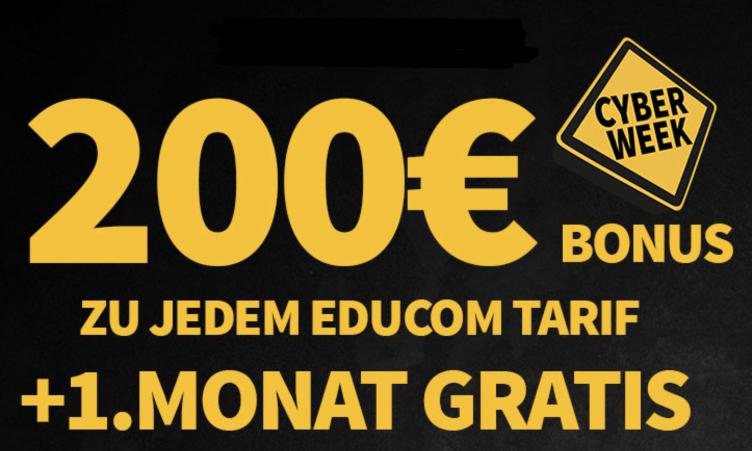 20.000 (=200€) Educoins komplett gratis (für Studenten)