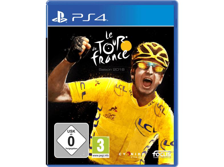[MediaMarkt/Saturn] Le Tour de France 2018 für Playstation 4