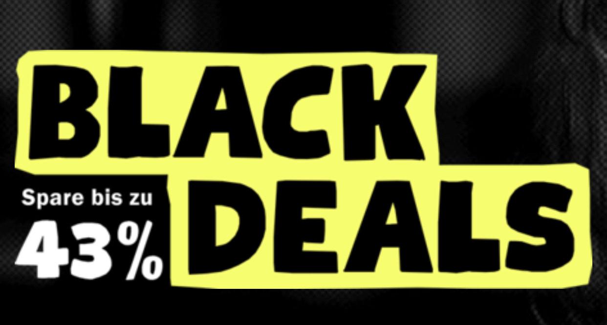 Black Deals Teufel: bis zu 43% Rabatt