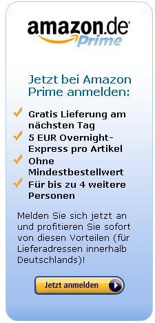 [Aktion] Amazon Prime einen Monat gratis testen