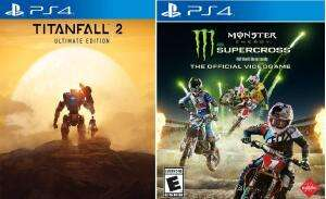 PlayStation Plus im Dezember - Titanfall 2 Ultimate und Monster Energy Supercross