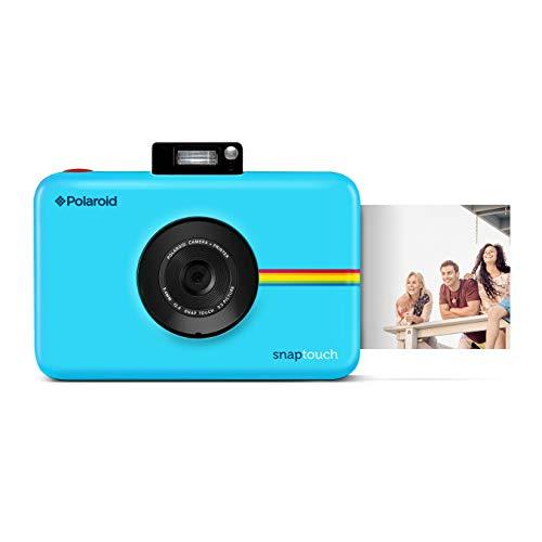 Polaroid Snap Touch in blau, lila und pink