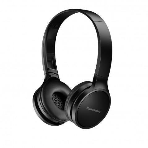 [Electronic4you/Majdic] Panasonic RP-HF400B schwarz Bluetooth-Kopfhörer