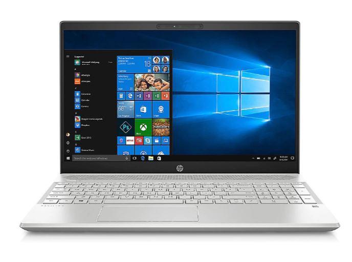 "(Händlerdeal) HP Pavilion 15-cs1002ng silber 15"" Full HD i5-8265U 8GB/256GB SSD Win 10"