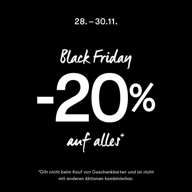 shoe4you.com Shoe4You Black Friday -20% AUF ALLES