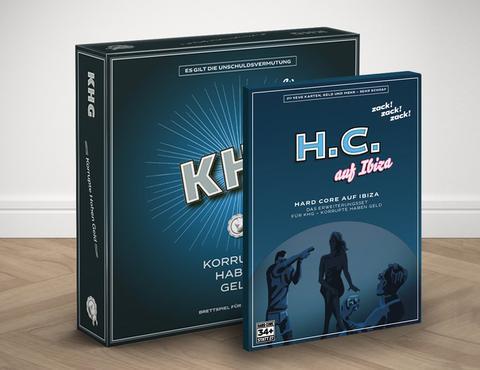 KHG -20% auf alle Spiele und Kombi-Pakete