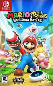 [Amazon US] Mario + Rabbids Kingdom Battle - Nintendo Switch Standard Edition