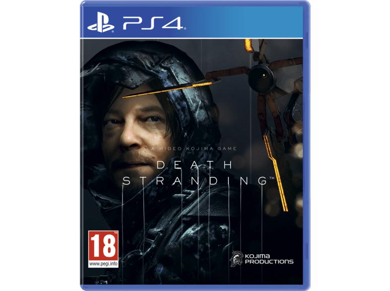 [Media Markt] Black Friday Death Stranding (PS4) um nur 39,99€ Bestpreis!