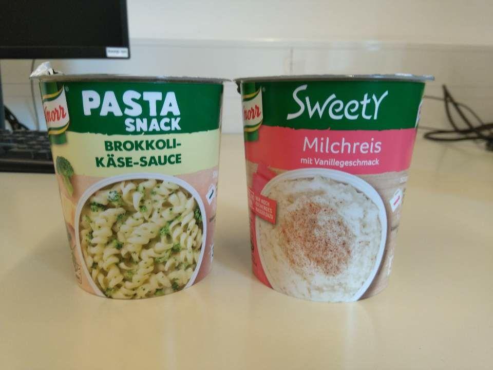 Karlsplatz: Gratis Knorr Snack und Knorr Sweety