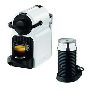shöpping.at electronic4you KRUPS NESPRESSO Krups XN1011 Nespresso Inissia Bundle White