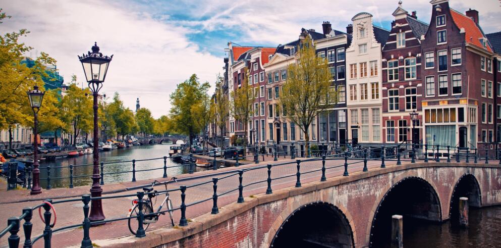 (Händerdeal) Zentrale Neueröffnung in Amsterdam - 1 Nacht um 69 € bei einer Reise zu zweit