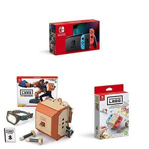 Amazon: Nintendo Switch 2019 Bundle