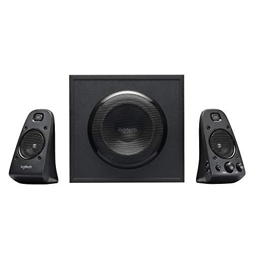 Amazon.de: Logitech Z623 Lautsprecher-System mit Subwoofer 400 Watt Spitzenleistung, THX-Zertifiziert,