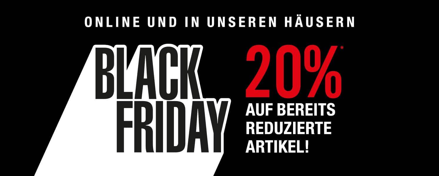Peek & Cloppenburg: 20% EXTRA auf reduzierte Artikel!