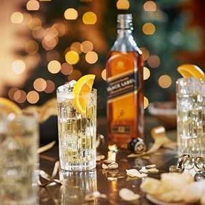 Johnnie Walker Black Label Blended Scotch Whisky