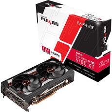 Sapphire Pulse Radeon RX 5700 XT 8G, 8GB GDDR6; (11293-01-20G)