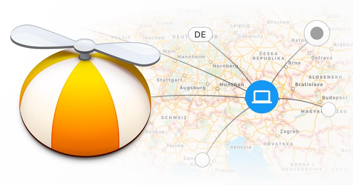 ObjectiveDevelopment - Little Snitch -50% Netzwerkmonitoring und Firewall für MacOS