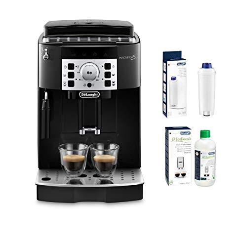 De'Longhi Magnifica S ECAM 22.110.B – Kaffeevollautomat + Wasserfilter + Entkalker