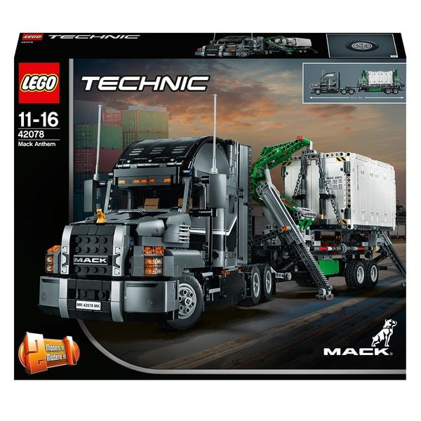 LEGO Technic - Mack Anthem Truck(42078)