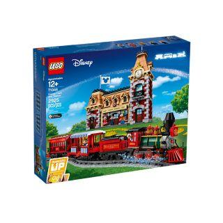 Lego - Disney Zug mit Bahnhof