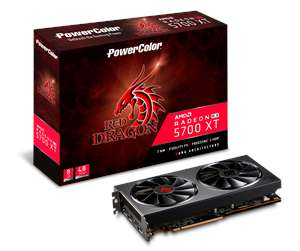 Powercolor 5700XT Red Dragon