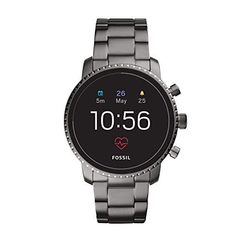 Fossil Q Explorist HR Smartwatch (FTW4012P)