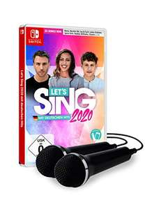 Let's Sing 2020 mit deutschen Hits [+ 2 Mics] [Nintendo Switch]